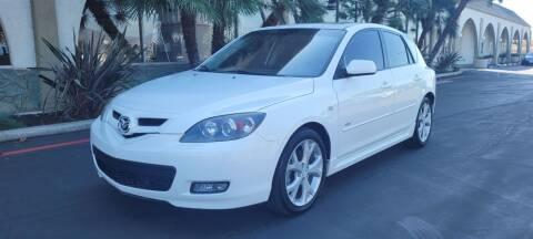 2009 Mazda MAZDA3 for sale at Alltech Auto Sales in Covina CA