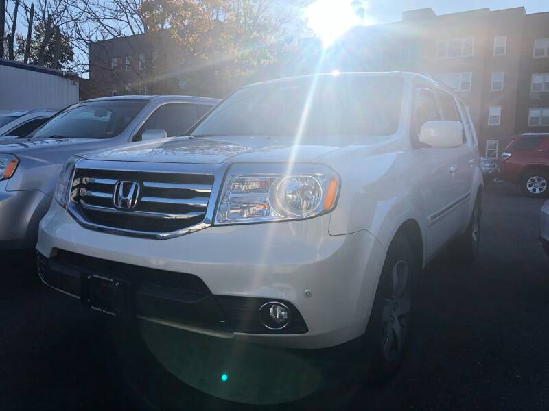 2013 Honda Pilot for sale at OFIER AUTO SALES in Freeport NY