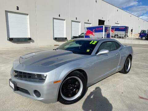 2012 Chevrolet Camaro for sale at Evolution Auto Sales LLC in Springville UT