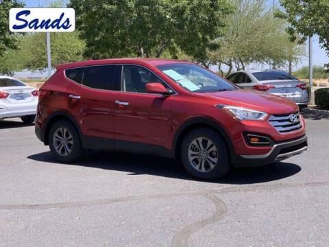 2013 Hyundai Santa Fe Sport for sale at Sands Chevrolet in Surprise AZ