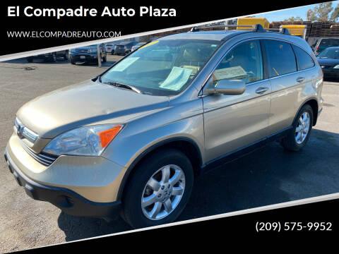 2007 Honda CR-V for sale at El Compadre Auto Plaza in Modesto CA