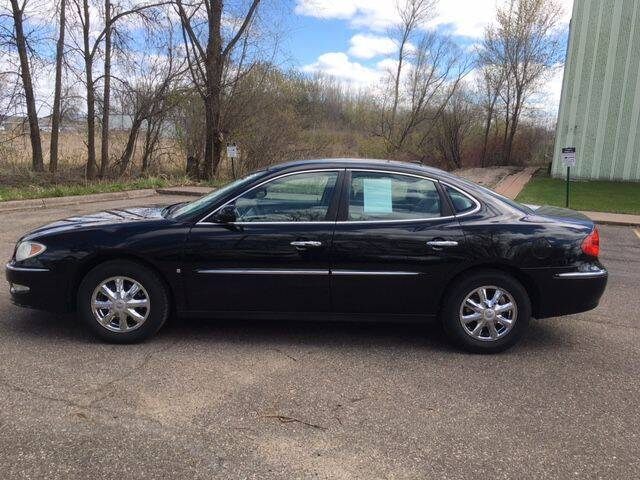 2008 Buick LaCrosse for sale at AM Auto Sales in Forest Lake MN