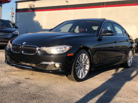 2013 BMW 3 Series for sale at CARSTRADA in Hollywood FL