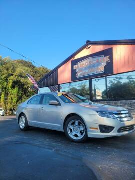 2010 Ford Fusion for sale at Harborcreek Auto Gallery in Harborcreek PA