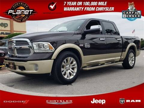 2017 RAM Ram Pickup 1500 for sale at PLANET DODGE CHRYSLER JEEP in Miami FL