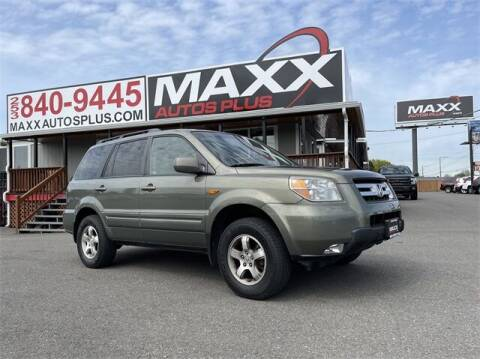 2007 Honda Pilot for sale at Maxx Autos Plus in Puyallup WA