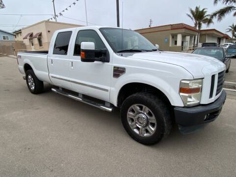 2009 Ford F-250 Super Duty for sale at HEILAND AUTO SALES in Oceano CA
