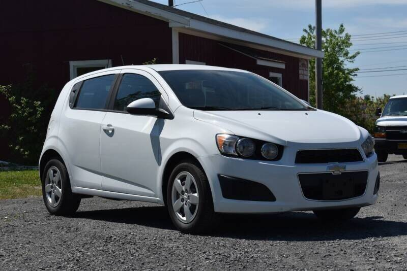2015 Chevrolet Sonic for sale at Broadway Motor Car Inc. in Rensselaer NY
