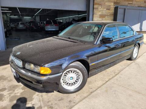 1995 BMW 7 Series for sale at Car Planet Inc. in Milwaukee WI