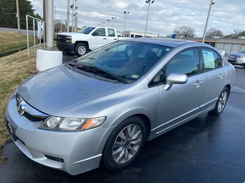2011 Honda Civic for sale at Autoxport in Newport News VA