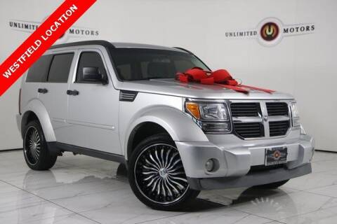 2010 Dodge Nitro for sale at INDY'S UNLIMITED MOTORS - UNLIMITED MOTORS in Westfield IN