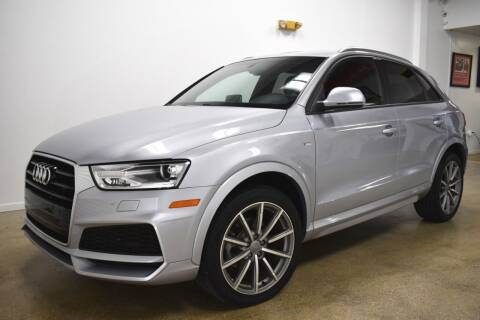 2018 Audi Q3 for sale at Thoroughbred Motors in Wellington FL