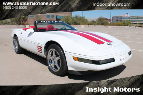 1994 Chevrolet Corvette for sale at Insight Motors in Tempe AZ