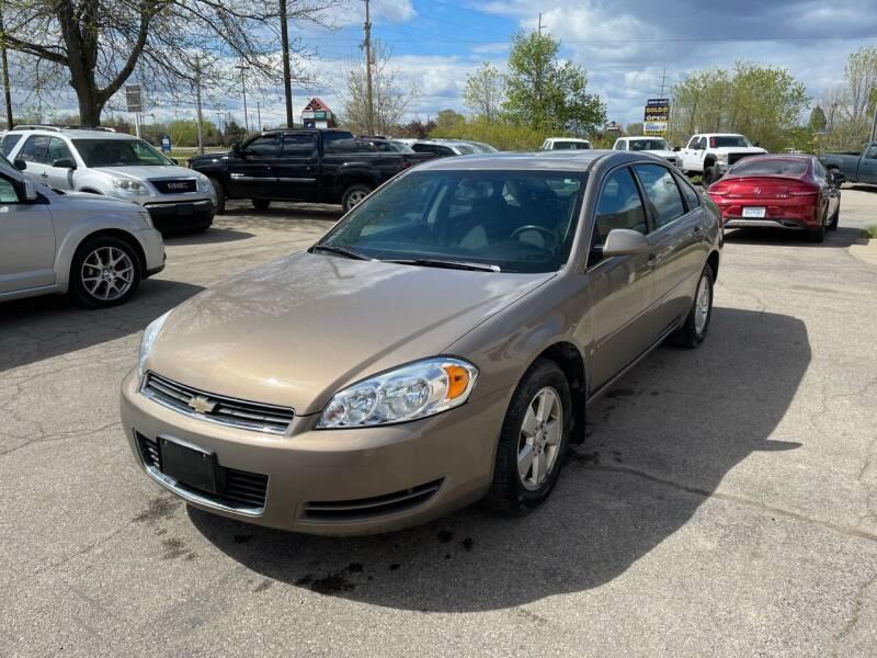 2007 Chevrolet Impala for sale at Dean's Auto Sales in Flint MI