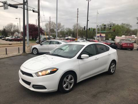 2015 Dodge Dart for sale at Smart Buy Car Sales in St. Louis MO