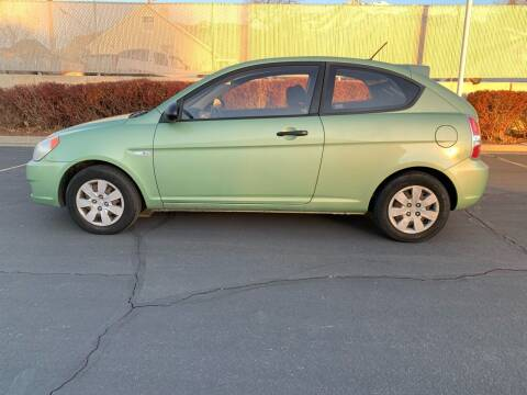 2009 Hyundai Accent for sale at BITTON'S AUTO SALES in Ogden UT