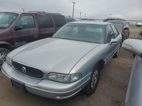 1998 Buick LeSabre for sale at PYRAMID MOTORS - Fountain Lot in Fountain CO