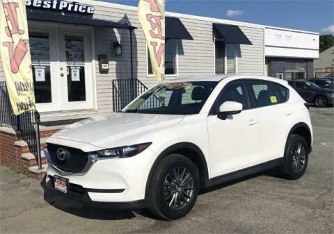2017 Mazda CX-5 for sale at Best Price Auto Sales in Methuen MA