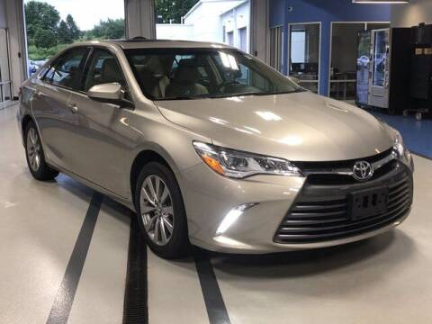 2016 Toyota Camry for sale at Simply Better Auto in Troy NY
