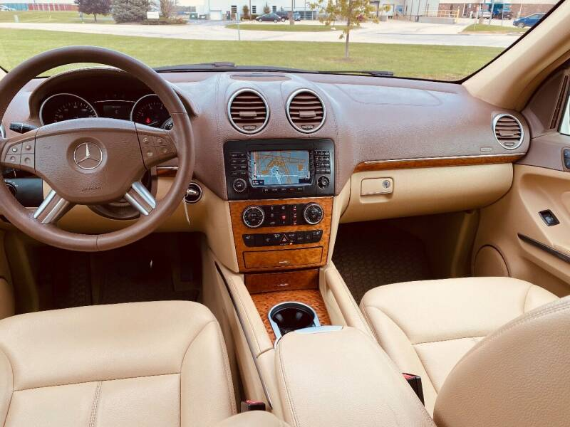 2008 Mercedes-Benz GL-Class AWD GL 450 4MATIC 4dr SUV - Saint Francis WI
