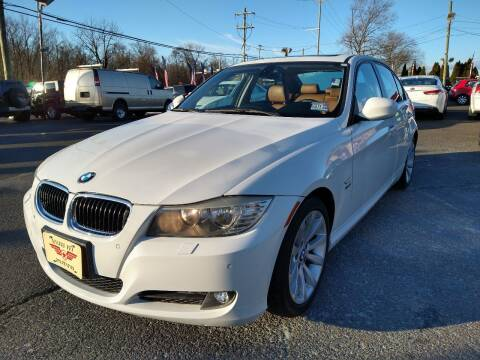 2011 BMW 3 Series for sale at P J McCafferty Inc in Langhorne PA