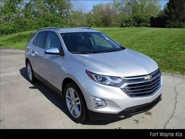 2018 Chevrolet Equinox for sale at BOB ROHRMAN FORT WAYNE TOYOTA in Fort Wayne IN