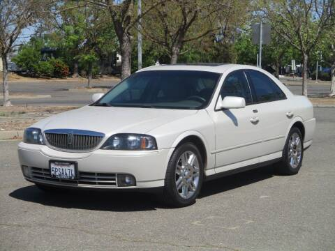2005 Lincoln LS for sale at General Auto Sales Corp in Sacramento CA