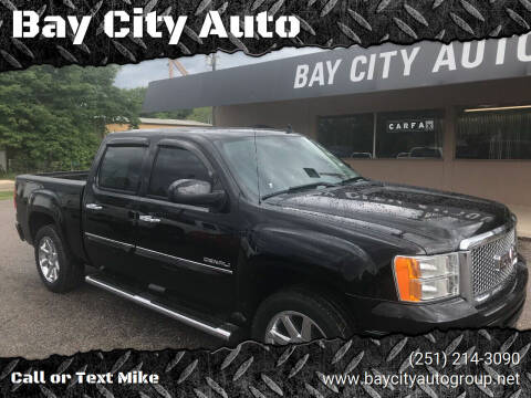 2013 GMC Sierra 1500 for sale at Bay City Auto's in Mobile AL