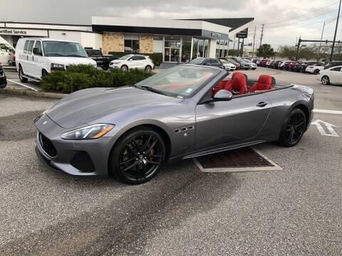 2018 Maserati GranTurismo for sale at T.K. AUTO SALES LLC in Salisbury NC