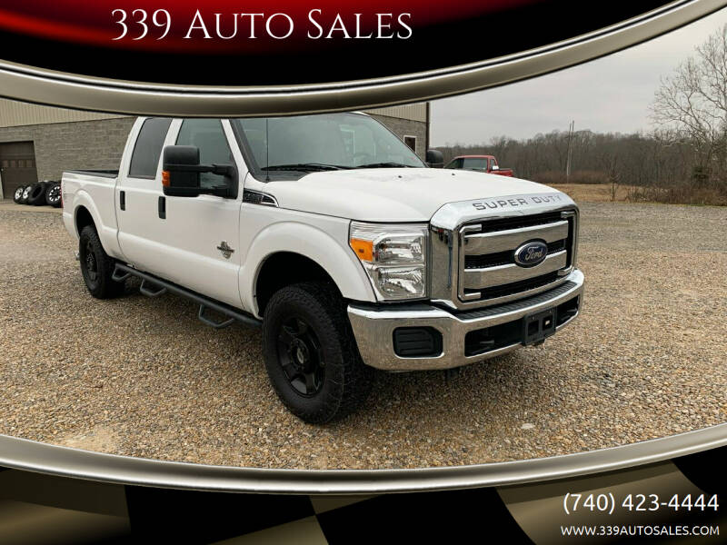 2015 Ford F-250 Super Duty for sale at 339 Auto Sales in Belpre OH