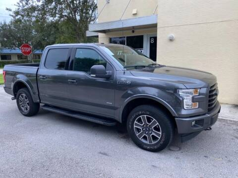 2017 Ford F-150 for sale at AUTOSPORT in Wellington FL