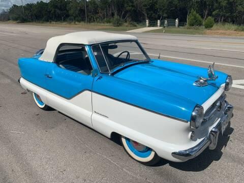 1954 Nash Metropolitan for sale at TROPHY MOTORS in New Braunfels TX