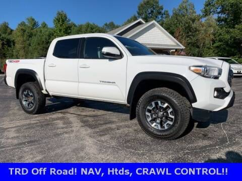 2017 Toyota Tacoma for sale at Drivers Choice Auto & Truck in Fife Lake MI