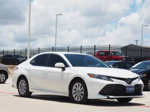 2020 Toyota Camry for sale at Douglass Automotive Group - Douglas Mazda in Bryan TX
