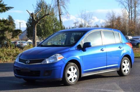 2011 Nissan Versa for sale at Skyline Motors Auto Sales in Tacoma WA