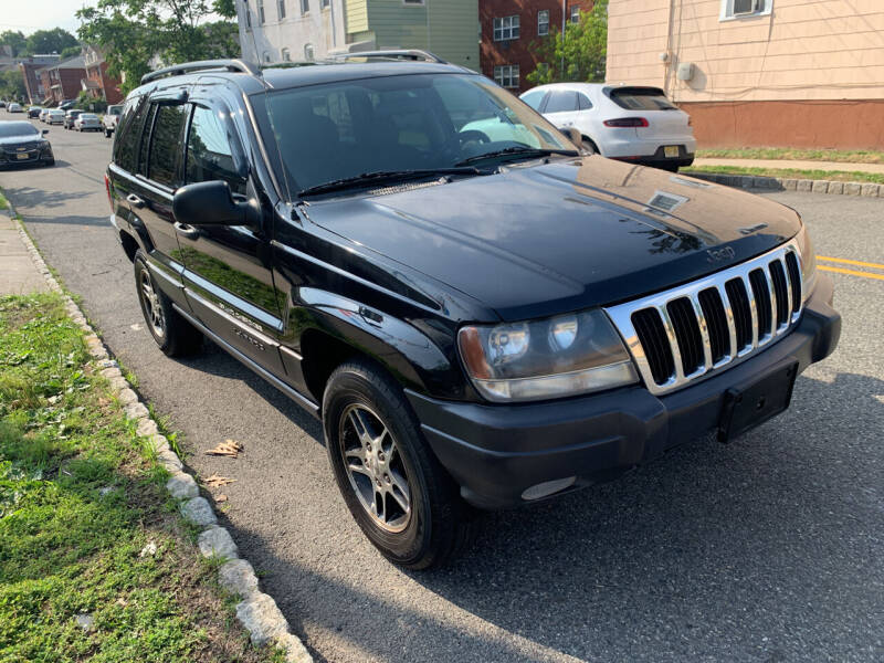 2003 Jeep Grand Cherokee for sale at Big T's Auto Sales in Belleville NJ