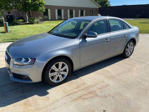 2010 Audi A4 for sale at Renaissance Auto Network in Warrensville Heights OH