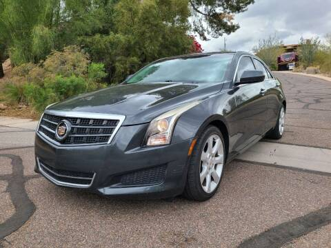 2014 Cadillac ATS for sale at BUY RIGHT AUTO SALES in Phoenix AZ