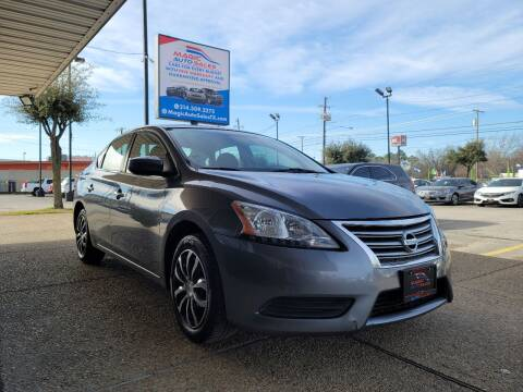 2015 Nissan Sentra for sale at Magic Auto Sales in Dallas TX