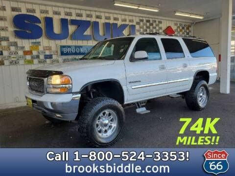 2003 GMC Yukon XL for sale at BROOKS BIDDLE AUTOMOTIVE in Bothell WA