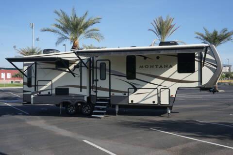 2017 Keystone Montana for sale at Motomaxcycles.com in Mesa AZ