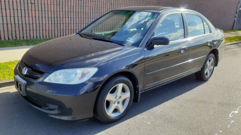2005 Honda Civic for sale at G1 AUTO SALES II in Elizabeth NJ