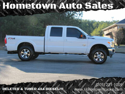 2013 Ford F-250 Super Duty for sale at Hometown Auto Sales - Trucks in Jasper AL
