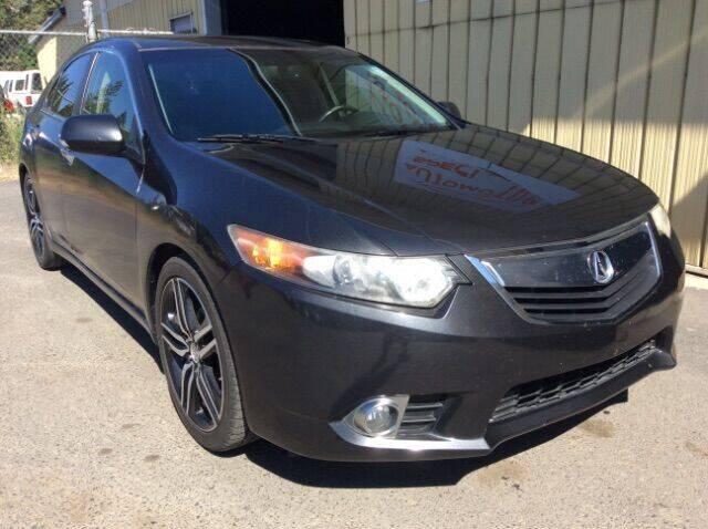 2014 Acura TSX for sale in Spokane, WA