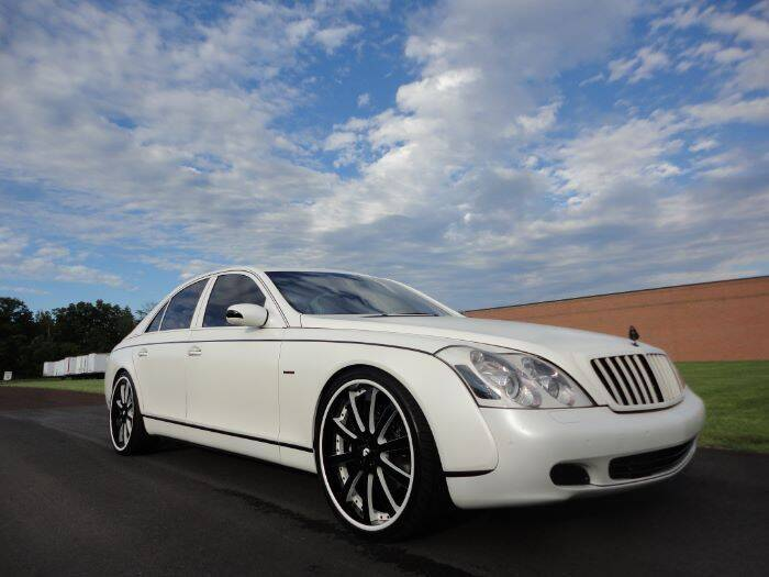 2004 Maybach 57 for sale in Hatfield, PA