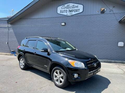 2010 Toyota RAV4 for sale at Collection Auto Import in Charlotte NC