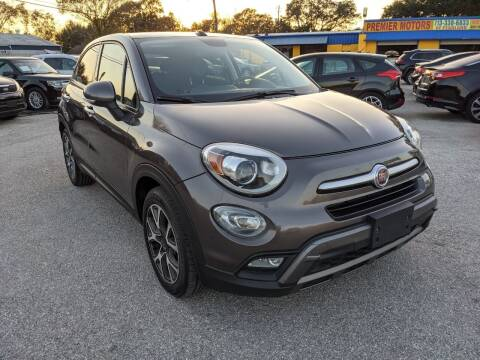 2016 FIAT 500X for sale at PREMIER MOTORS OF PEARLAND in Pearland TX