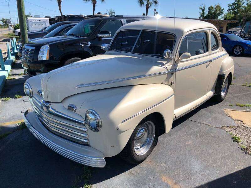 1946 Ford Coupe for sale at Outdoor Recreation World Inc. in Panama City FL