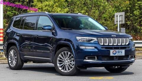 2021 Jeep Grand Cherokee for sale at Diamante Leasing in Brooklyn NY