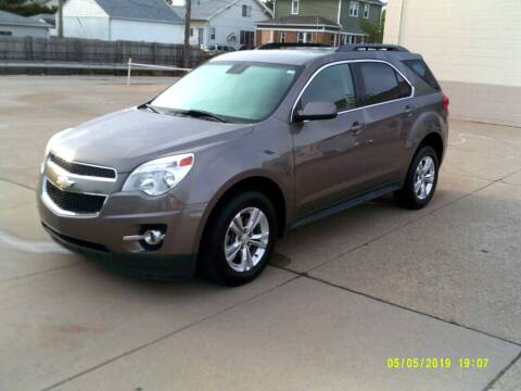 2012 Chevrolet Equinox for sale at Fred Elias Auto Sales in Center Line MI